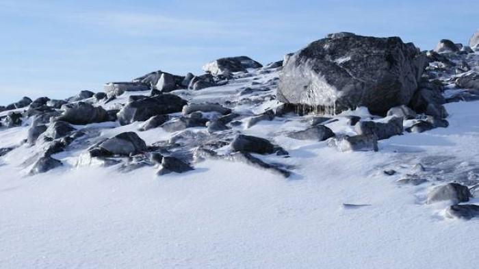 جرينلاند الأكثر برداً