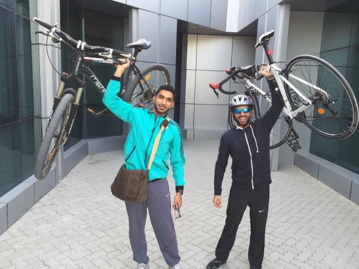 CycleToWorkUAE