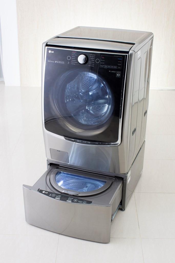 LG Twin Wash System 2