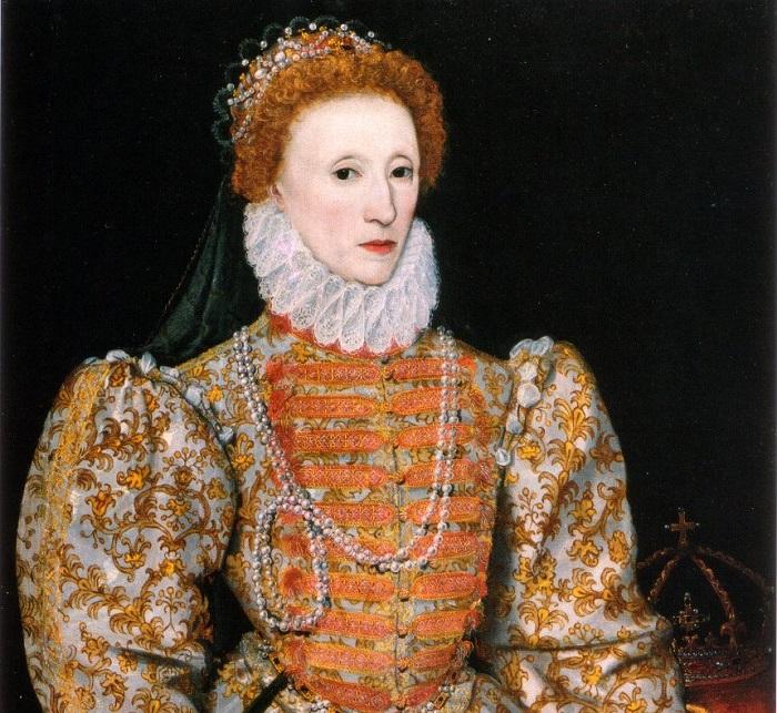 نتيجة بحث الصور عن الملكة اليزابيث الاولى