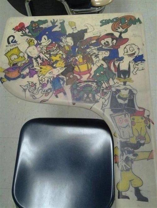 desk art3