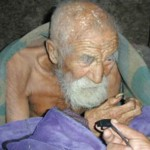 the oldest man