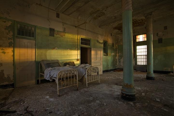 أكثر المستشفيات المهجورة إثارة للرعب شبكة ابو نواف