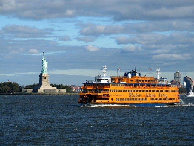 أكثر المحطات ازدحاما - ستيتن آيلاند في نيويورك