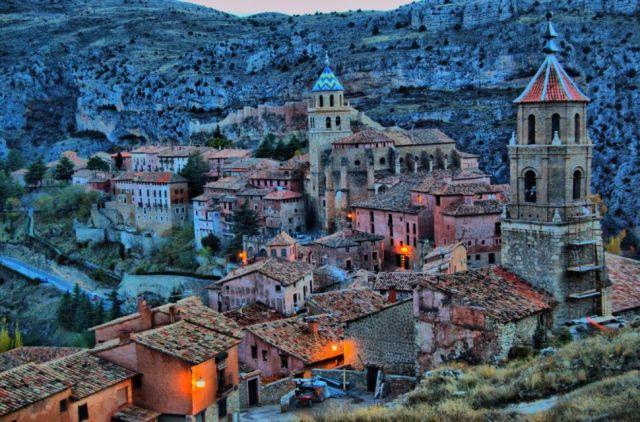 ألباراسين، إسبانيا