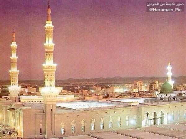 المسجد النبوي2