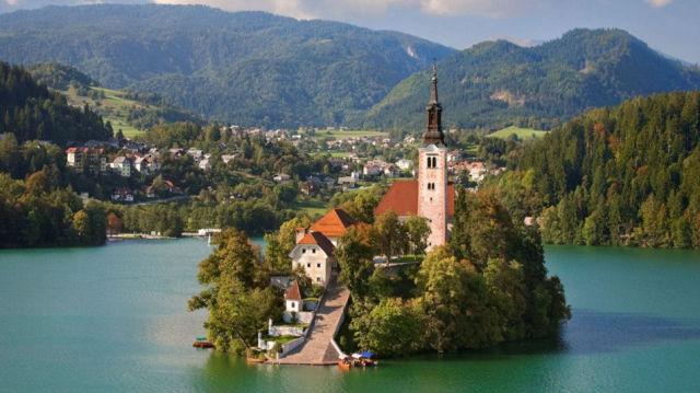 بليد، سلوفينيا