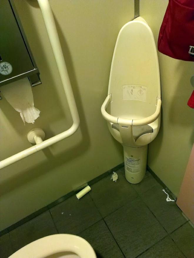 تقنية المراحيض اليابانية
