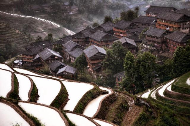 جيوتشايقو، الصين