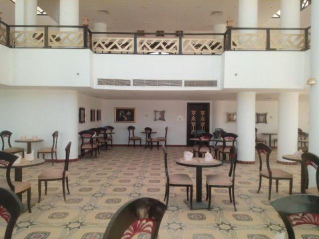 الفندق المصري المهجور