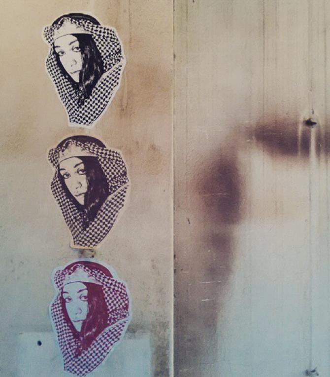 فن الشارع السعودي3