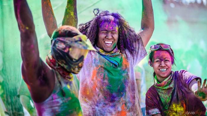 مهرجان الألوان2