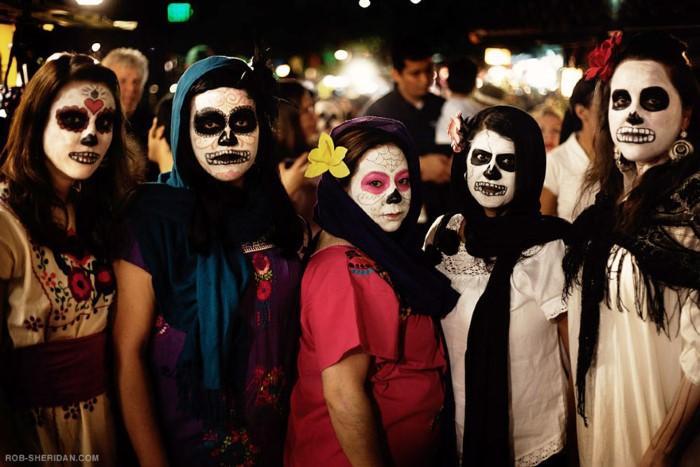 مهرجان يوم الموتى2