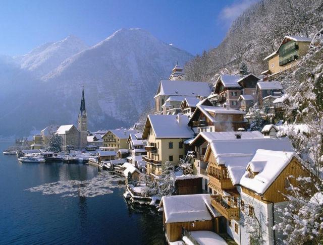 هالاستات، النمسا