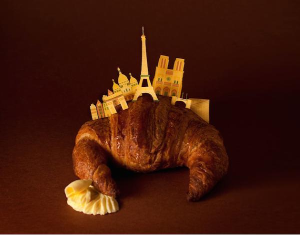 وجبات باريس
