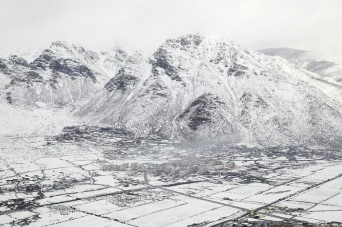 جبال الجليد
