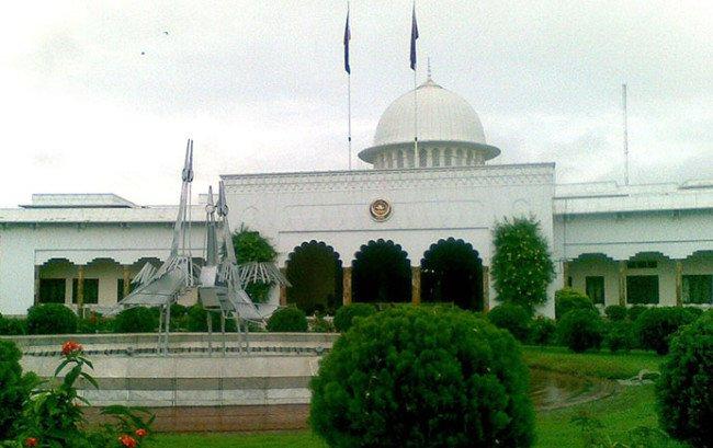 بيت رئيس بنغلادش