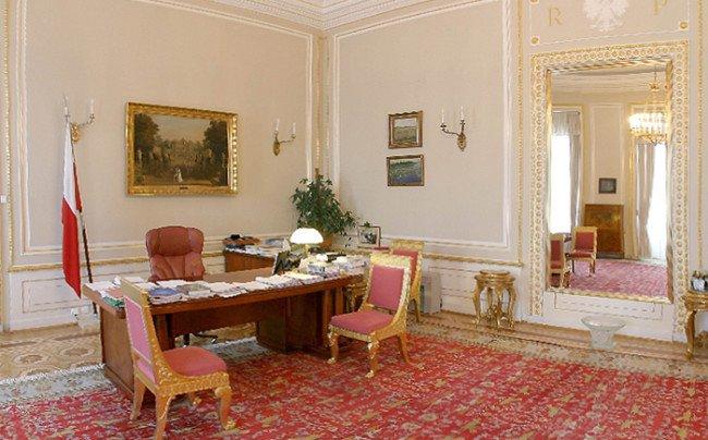 بيت رئيس بولندا