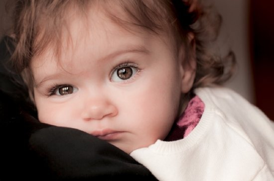 صور عيون أطفال