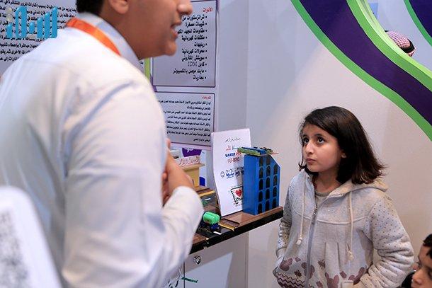 طالب سعودي يبتكر تقنية لايصال سياراة الاسعاف بأسرع وقت