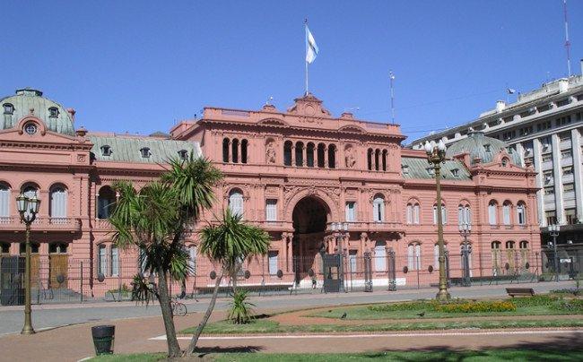 بيت رئيس الأرجنتين