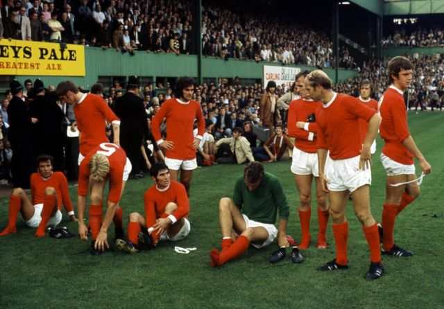 مانشستر يونايتد، 1970