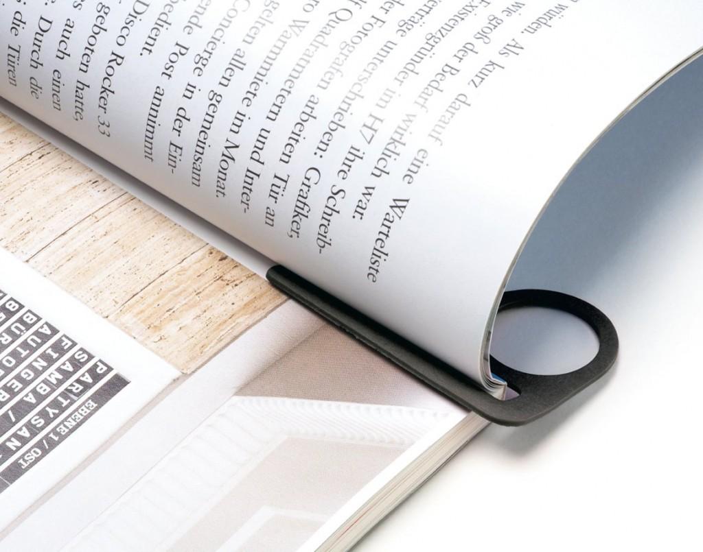 أدوات تعليم الصفحات أثناء قراءة الكتب