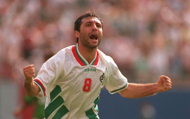 كريستو ستويسزكو ، كأس العالم 1994