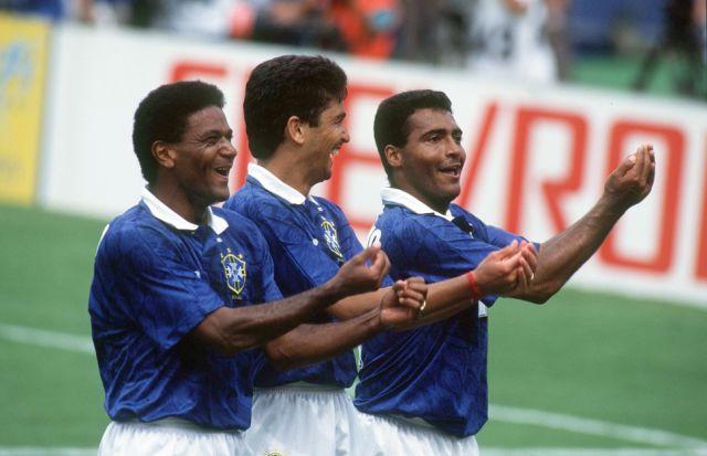 روماريو وبيبيتو ومازينيو، كأس العالم في الولايات المتحدة 1994
