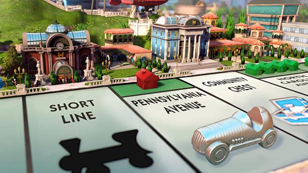 لعبة احتكار المونوبولي