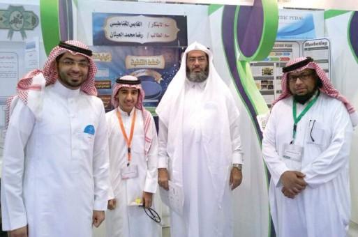 سعودي يبتكر جهازا