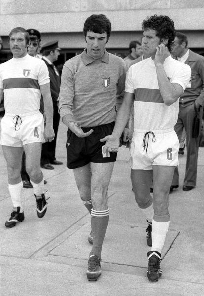 دينو زوف وفابيو كابيلو، كأس العالم 1974