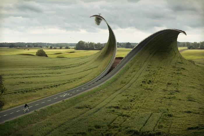 تصميمات إبداعية فنية خيالية