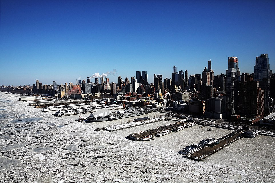 Hudson River 3