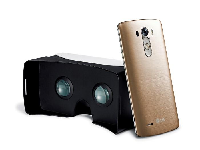 إل جي تقدم علبة الواقع الافتراضي مجاناً لمشتري LG G3