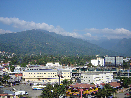 أخطر المدن San Pedro Sula