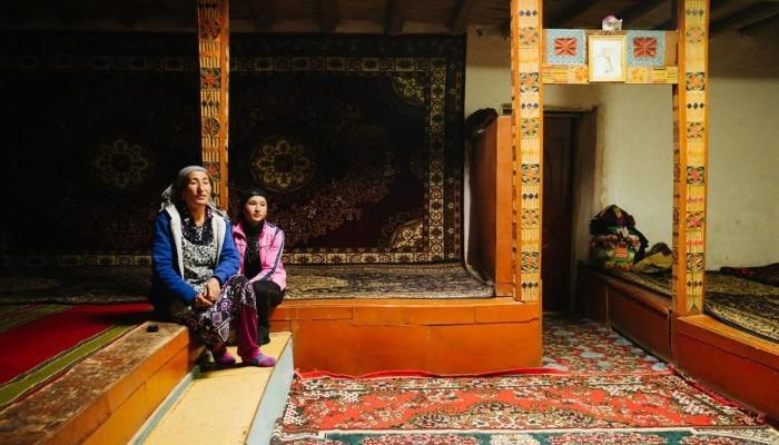 صور من الحياة اليومية في طاجيكستان