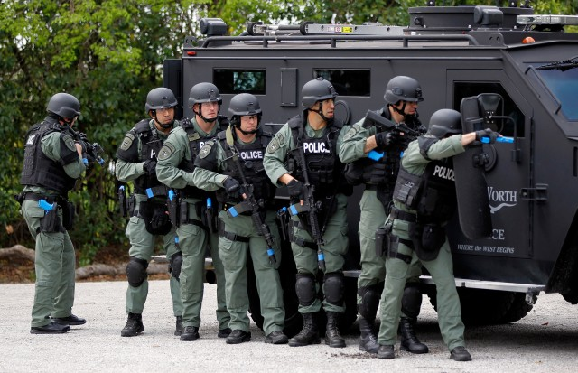 United States Police System