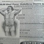 العلاج بالصعق الكهربائي
