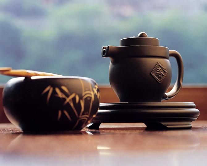 شاي ياباني
