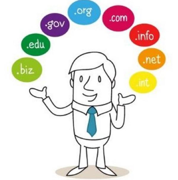 أسماء نطاقات الإنترنت