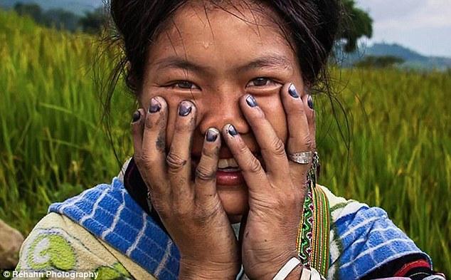 أطفال فيتنام