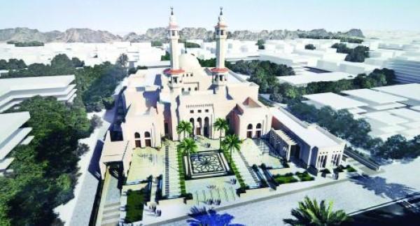 مسجد ذكي
