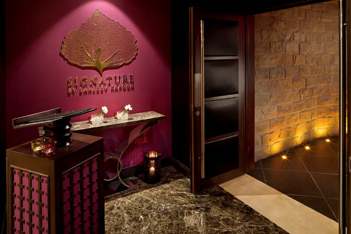 افتتاح مطعم سيجنتشر سانجيف كابور في فندق ميليا الدوحة