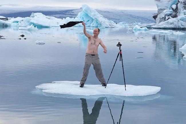 التصوير في درجات حرارة منخفضة