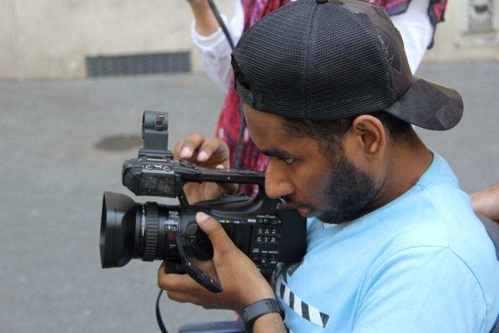 الطلاب الإماراتيون يحصلون على فرصة للارتقاء بخبراتهم السينمائية في باريس