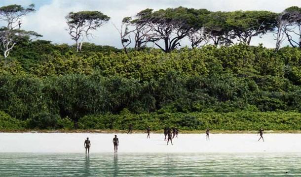 جزيرة شمال سينتينال