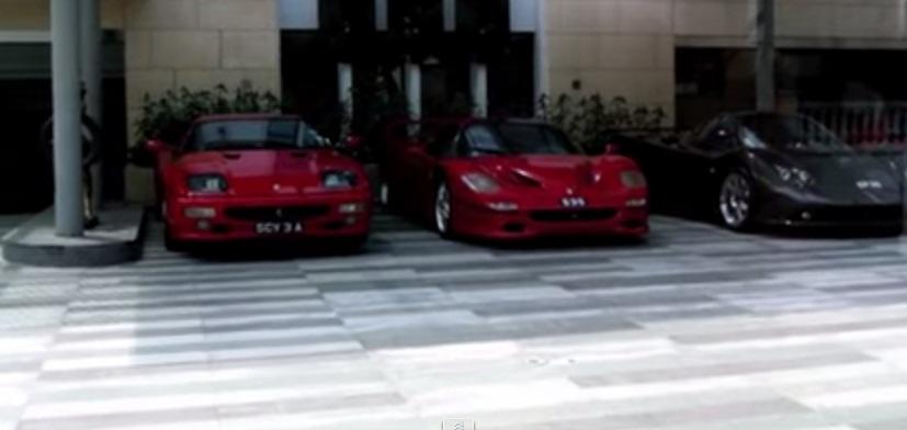 فيديو سيارات-فيراري