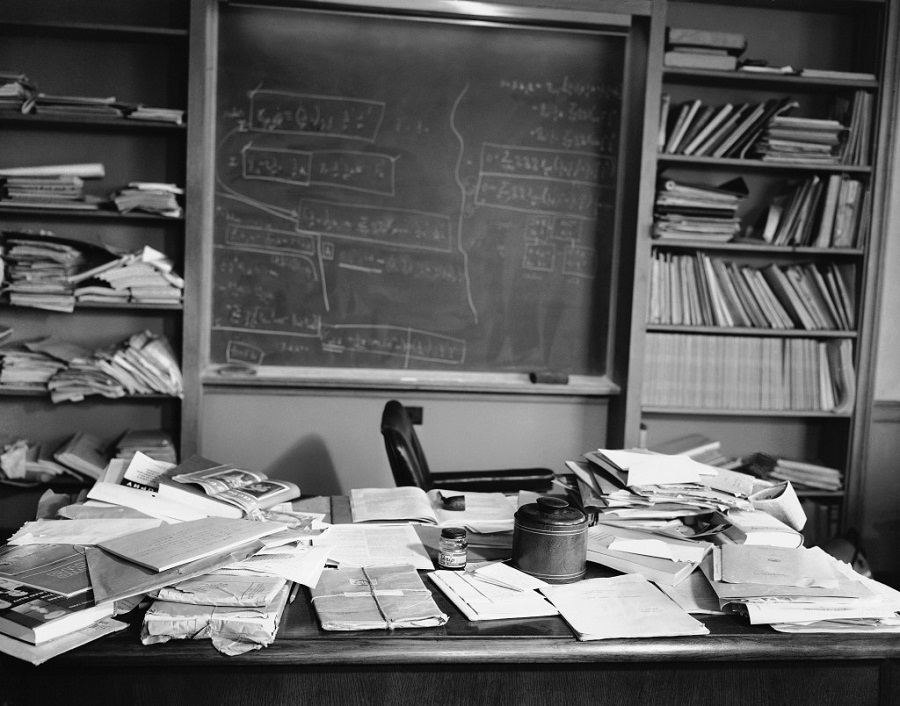 مكتب ألبرت آينشتاين