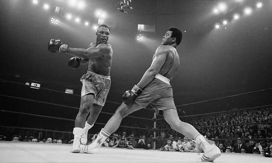 الملاكم محمد علي كلاي